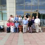 Экскурсия сотрудников РГВА в архивный комплекс РГАЭ «Вороново»