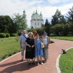 Путешествие сотрудников РГАЭ по Волге