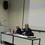 Руководители российской и белорусской делегаций А.Н. Артизов и В.И. Кураш