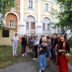Экскурсия сотрудников РГАЭ в РГАФД