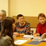 Стажировка самарских архивистов в РГАЭ