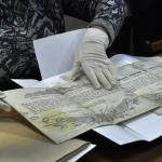 Стажировка уральских архивистов в РГАЭ