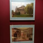 Фрагмент видовой фотоэкспозиции о современном Будапеште