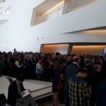 Гости церемонии открытия выставки
