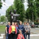 Экскурсия сотрудников РГАЭ в Воронеж