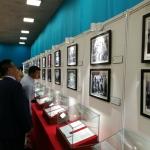 Экспонаты выставки в г. Эрденете