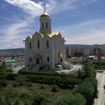 Православный храм в г. Улан-Баторе