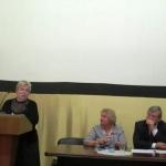 Выступление И.В. Сазонкиной
