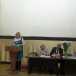 Выступление Л.В. Ефимовой