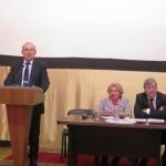 Выступление С.В. Салтыкова