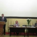 Выступление А.Н. Артизова