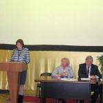 Выступление Е.А. Лесниковой