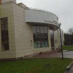 Вход в административный корпус