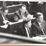 Заседание Верховного Совета СССР. 1990 г. РГАЭ. Ф. 1062. Оп. 1. Д. 1279.