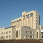 Здание архива в Вороново